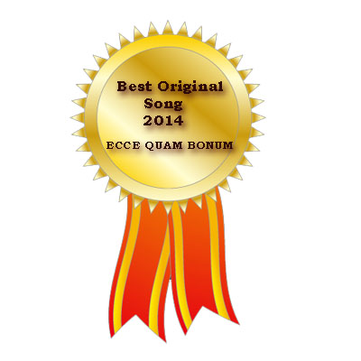Sixtus is Harmony Sweepstakes Best Original Song, Ecce Quam Bonum